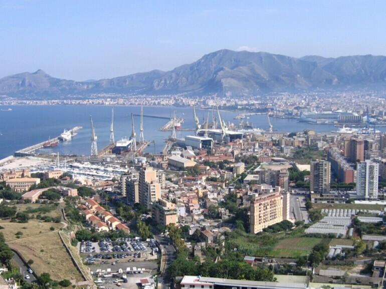Rilancio del cantiere navale di Palermo