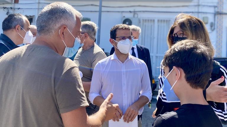 Ecomostro di Sferracavallo: stanziati 330 mila euro per l'abbattimento