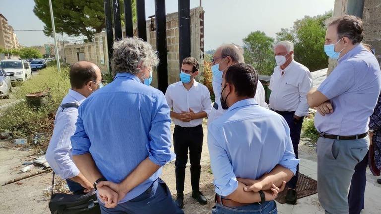 Ponte Corleone e Oreto: continua l'impegno per la messa in sicurezza